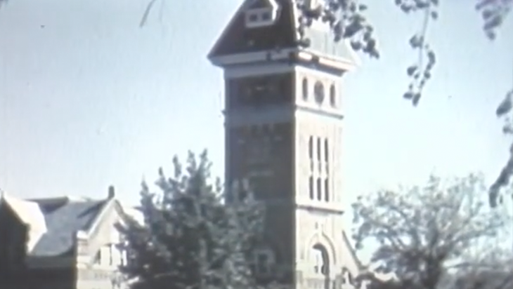Purdue Newsreels from the Past