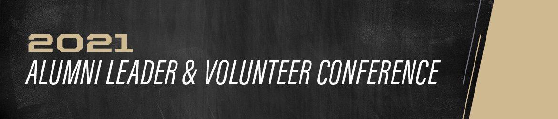 Alumni Leader and Volunteer Conference 2021