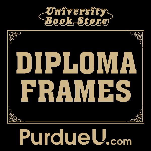 Diploma Frames from University Bookstore