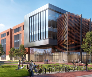 rendering of the gateway complex building