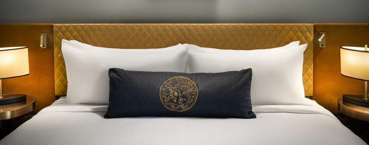 union club hotel bed